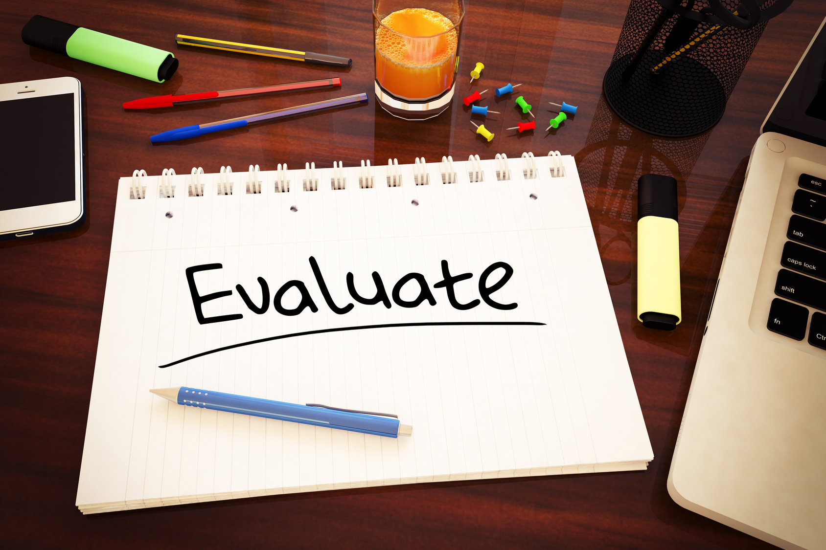 Evaluate on paper