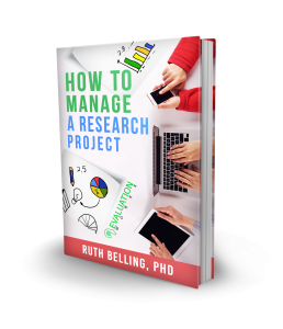 How to Manage a Research Project